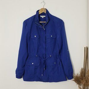 Tradition   Country Collection Blue Jacket Size 8